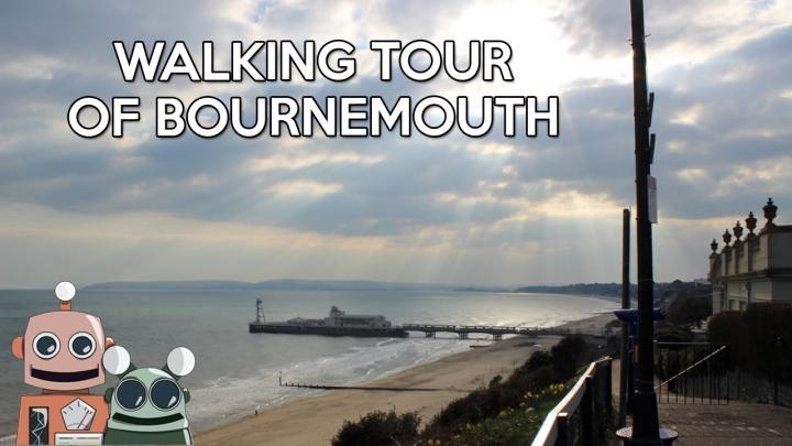 Walking Tour of Bournemouth
